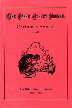 BSJ 1998 Christmas Annual cover