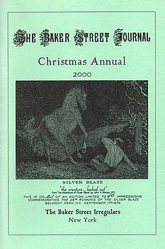 BSJ 2000 Christmas Annual cover