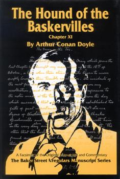 The Hound of the Baskervilles (Chapter XI.) cover