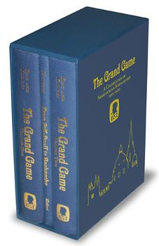 The Grand Game slipcase