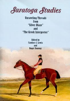 Saratoga Studies cover