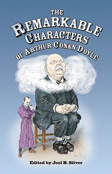 The Remarkable Characters of Arthur Conan Doyle cover