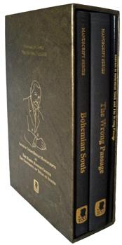 The Texas Set Limited Edition in slipcase