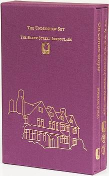 The Undershaw Set Limited Edition in slipcase