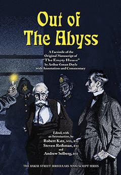 "Out of the Abyss (""The Empty House"" manuscript) cover"