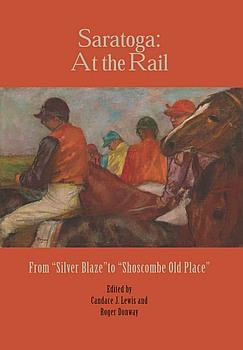 Saratoga: At the Rail cover