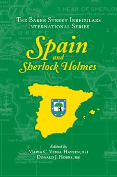 Spain and Sherlock Holmes cover