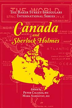 Canada and Sherlock Holmes cover