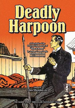 Deadly Harpoon (Black Peter) dustjacket cover