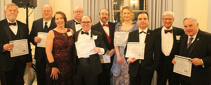 BSI Honours: Investitures at the 2019 BSI Dinner