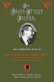 The BSJ 2019 Christmas Annual cover