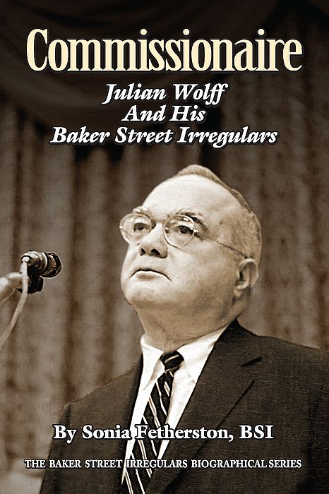Commissionaire: Julian Wolff and His Baker Street Irregulars book cover