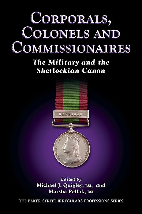 Corporals, Colonels and Commissionaires dustjacket cover
