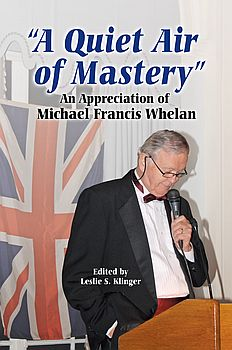 A Quiet Air of Mastery front cover